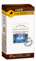 MONTAGNE BLEUE Arabica Washed, молотый, 250г
